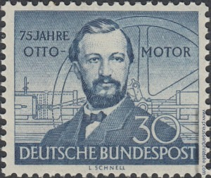 150 75th Anniversary of Otto Engine